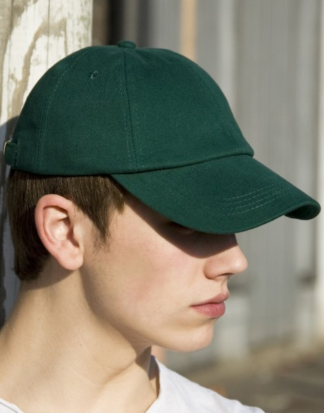Result Flache Brushed Cotton Cap