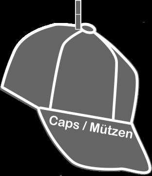 Caps und Mützen