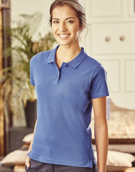 Russell Europe Better Polo Ladies