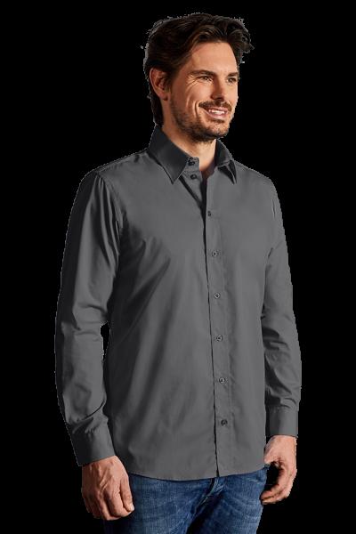 Promodoro Mens Poplin Shirt Longsleeve