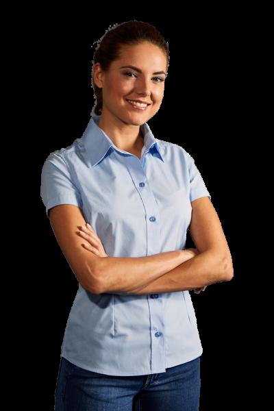 Promodoro Womens Poplin Shirt