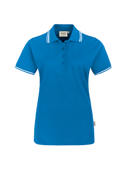 HAKRO Damen-Poloshirt Twin-Stripe