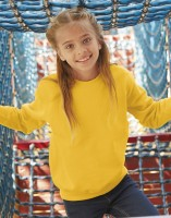 Fruit of the Loom Classic Set-In Sweat Kids