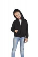 Promodoro Kids Hoody Jacket 80/20